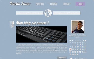 Le blog de Karim Ziane